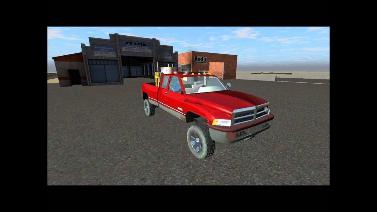 RoR Twister Dodge - YouTube