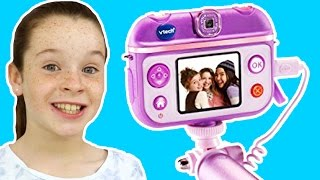 VTech Kidizoom Selfie Cam Toy | VTech Toys UK ADVERTISEMENT