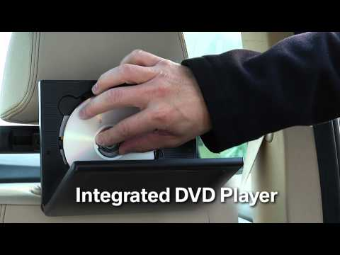 BMW Portable DVD System Promo
