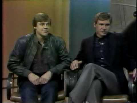 Mark Hamill & Harrison Ford on Today 1980 part 1