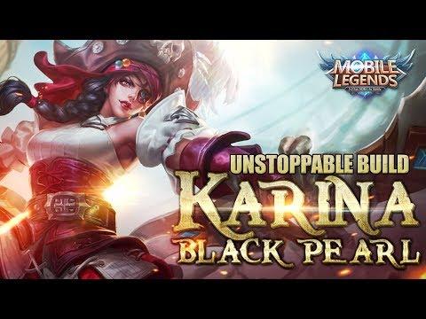 Mobile Legends: KARINA UNSTOPPABLE BUILD