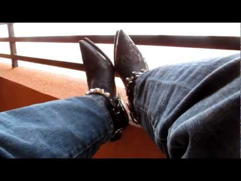 Sw Trip Part 2:  Black Sendra Boots, Socks And Barefeet Overlooking Monument Valley video