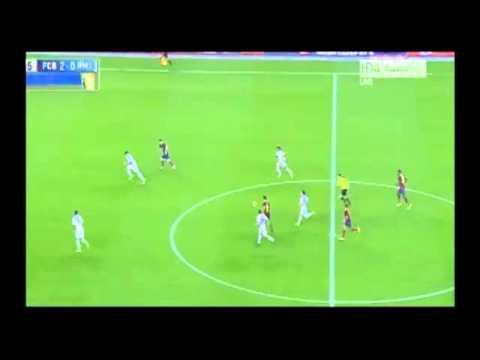 Xavi incredible Ball Control | Barcelona 2-1 Real Madrid ~ liga 2013/2014