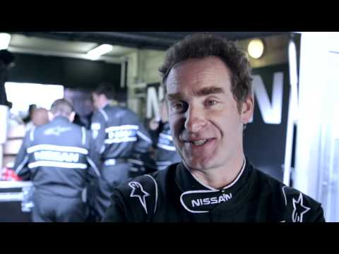 Nissan DeltaWing: Final Preparations for the Le Mans 24 Hours