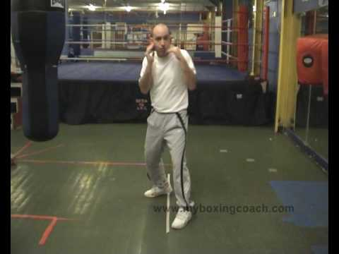 Boxing Techniques - Mid-Range Right Hook Image 1