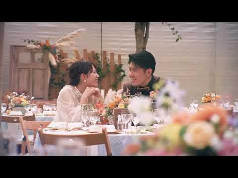 201107_TFH_富田様_REAL WEDDING MOVIE