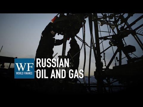 Pavel Fedorov on oil and gas | Rosneft | World Finance Videos