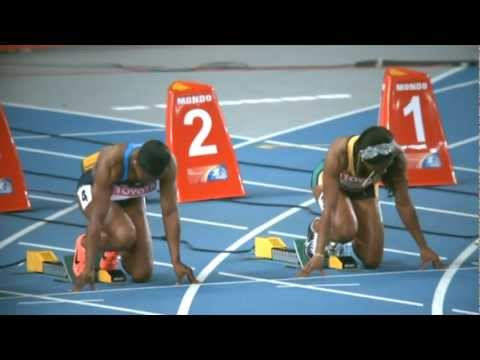 100 METRES WOMEN'S FINAL DAEGU 2011