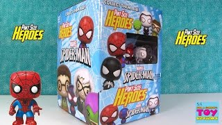 Spider Man Pint Sized Heroes Funko Mystery Mini Fi