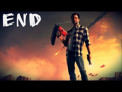Alan Wake's American Nightmare - Ending - Gameplay Walkthrough - Part 14 (Xbox 360)