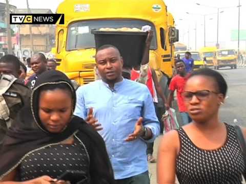 "The almighty ""Molue"" bus in Lagos"