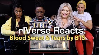 rIVerse Reacts: Blood Sweat & Tears by BTS - M/V Reaction