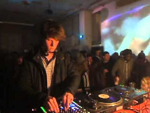 James Blake Boiler Room mix
