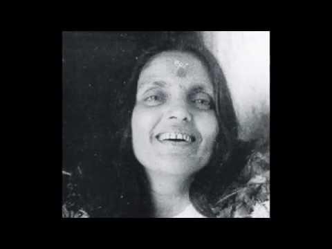 Krishna Das - Rudrashtakam Shiva Stuti - Anandamayi Ma video