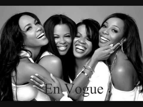 "En Vogue, ""Don't Let Go (Love)"""