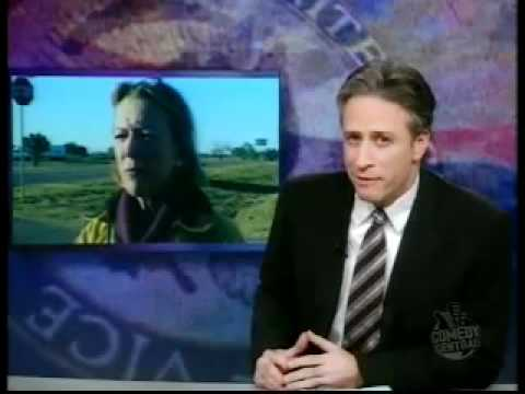 Jon Stewart - Dick Cheney Hunting Accident - Day 1
