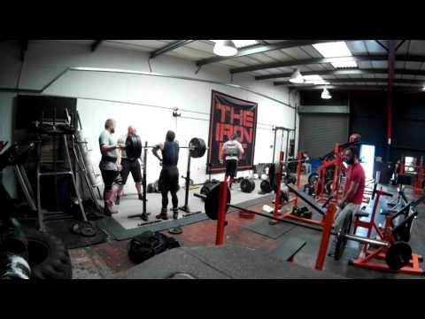 Sj4000 Time Lapse Test The Iron Pit Gym