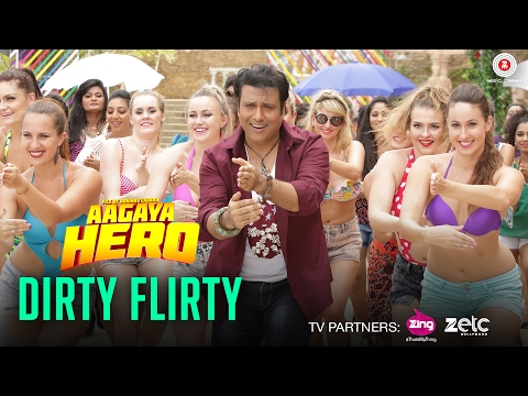 Dirty Flirty Video Song - Aa Gaya Hero