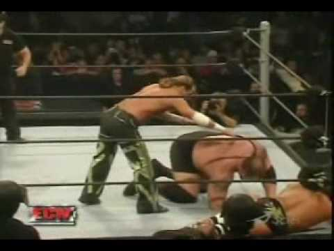 Shawn Michaels & Triple H vs Big Show.ECW Extreme Rules Video