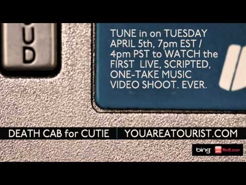 Death Cab for Cutie - You Are A Tourist