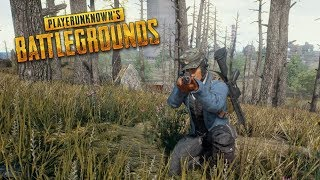 PUBG: Epic & Lucky Moments Game Play...CHICKEN DINNER :D