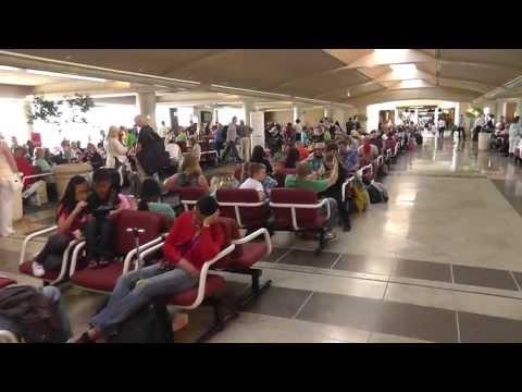 Orlando Int'l Airport | Airside 4 Walkthrough | Delta + Virgin Atlantic + British Airways
