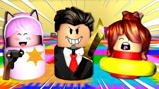 Roblox- O SILVIO SANTOS É O MURDER DOS BEBÊS (Where's the Baby!)