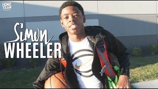 Simon Wheeler Has The SAUCE!! Crazy Handles (Class of 2021)
