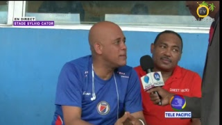 Haiti VS Jamaica Fi Koup Mondyal 2019 Faz Eliminatwa En Direct Ayiti