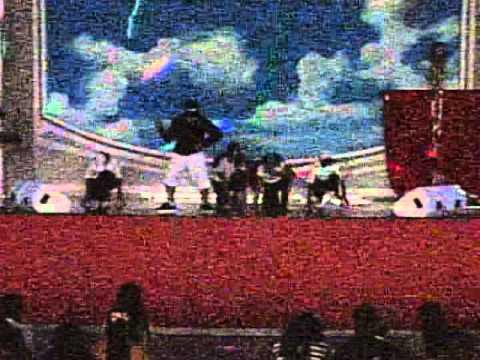 Ministério de Dança do Graça Jovem - hip hop, no Duelo de Titãs