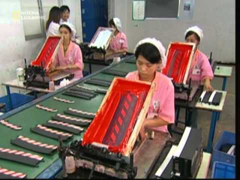 How It s Made - Model Racing Cars (Scalextric)