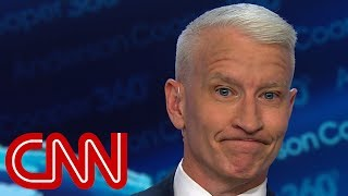 Anderson Cooper to Trump: Weather and climate are different