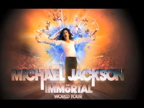 Michael Jackson the Immortal World Tour - Official Trailer - Cirque du Soleil