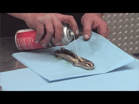 Harley Davidson Maintenance Tips - Penetrating Oil