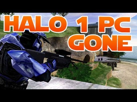 Halo 1 PC Multiplayer Shutting Down