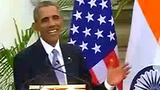Prime Minister Modi gets even less sleep than me: Obama