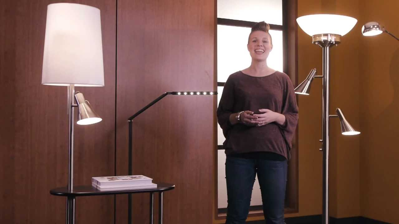 Types of floor lamps how to buy a floor lamp lamps plus youtube - Factors to consider when buying a floor lamp ...