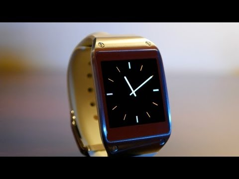 Samsung Galaxy Gear in-depth Review. Full hands-on Preview. Demo of Features. Apps. Menus Smartwatch