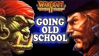 Grubby | Warcraft 2 : Tides of Darkness |  Going Old School!
