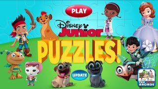 Disney Junior Puzzles - Solve Jigsaw Puzzles to watch the Clips (Disney Jr. Games)