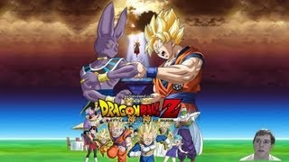 Dragon Ball Z: Battle of Gods - Dragon Ball Z Battle of Gods Animated Movie - In Depth Video Review!