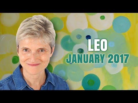 LEO JANUARY 2017 Astrology