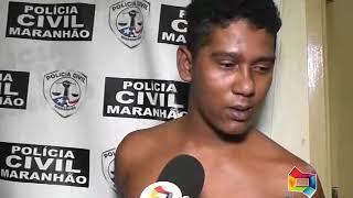PRISÃO MAIRON HOMICÍDA DO GLEIBSON NA TRIZIDELA 12 12 17OK