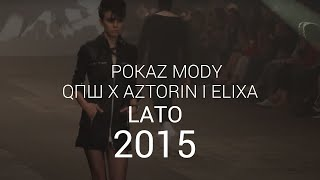 QПШ, Robert Kupisz: Anarchy - kolekcja lato 2015