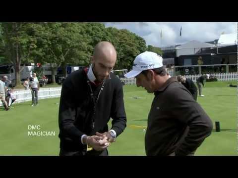 Golfing magic with José María Olazábal