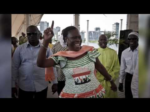Simone Gbagbo Biographie