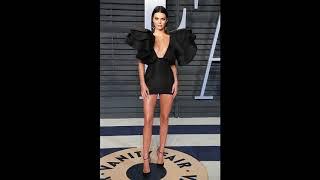 Kendall Jenner Wears Shortest Mini Dress Ever At 'Vanity Fair' Oscars Party — PICS