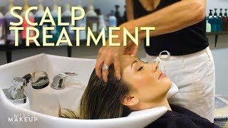 We Got Shiny Hair With this Scalp Treatment! | The SASS with Susan and Sharzad