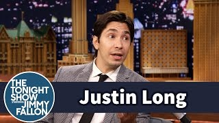 Justin Long Looks Like Red Hot Chili Peppers' Anthony Kiedis