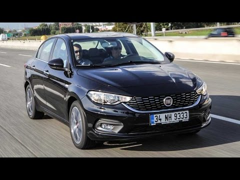 2016 Fiat Tipo 1.6 110 Multijet II Review Rendered Price Specs Release Date